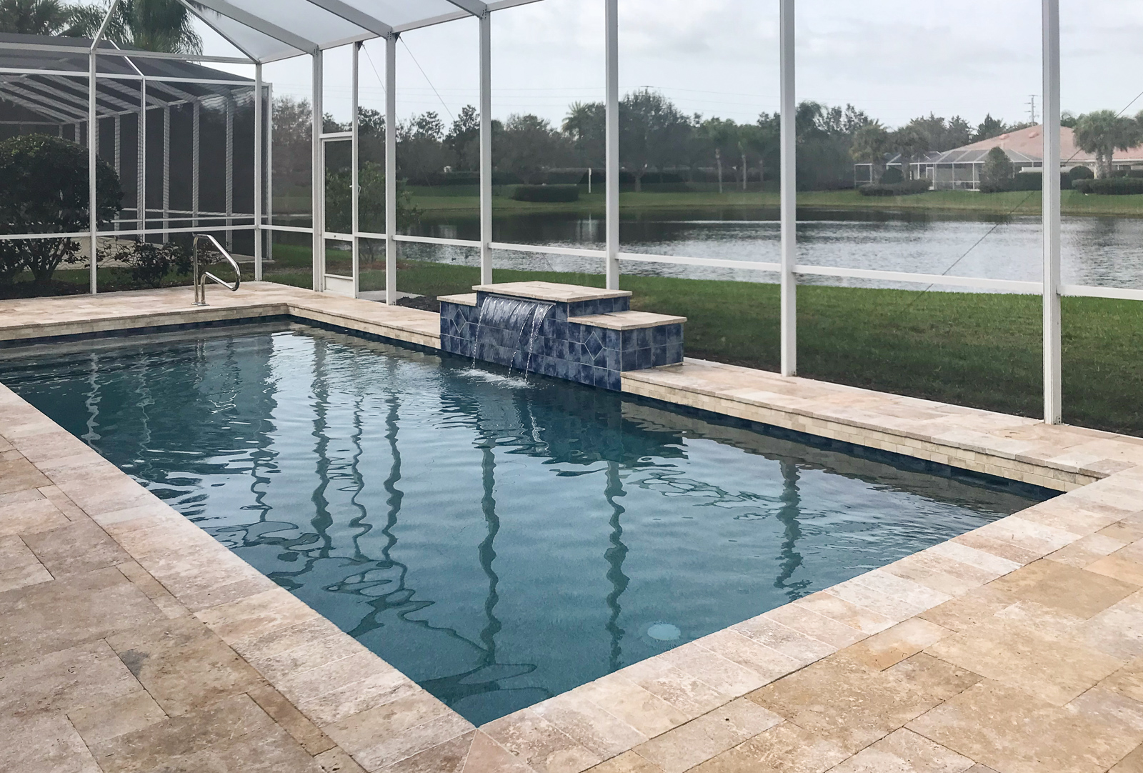 Village Walk swimming pools palmer ranch sarasota pool remodel
